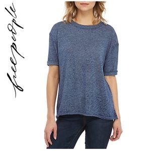 NWT Free People Cassidy T Shirt